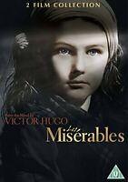 2 Film Collection (Les Miserables [1935] / Les Miserables [1952]) [DVD]