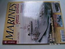 ** MARINES & force navales n°85 Fin de la Marine de Mussolini / Sous-Marin Morse