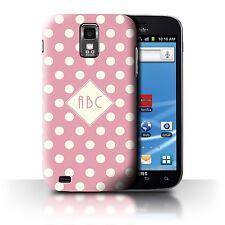 Personalized Custom Polka Dot Phone Case for Samsung Galaxy S2 Hercules/T989