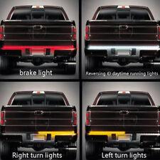Car Truck Vehicle LED Rear Tail Brake Turn Light Strip Red/Yelllow/White