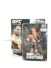 """Randy """"The Natural"""" Couture Round 5 MMA   UFC Ultimate Collector   PN 10021 NEW!"""