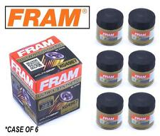 6-PACK - FRAM Ultra Synthetic Oil Filter - Top of the Line - FRAM's Best XG4967