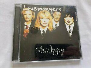 LOVEMONGERS - Whirlygig - CD - **Pre-Owned** Ann & Nancy of Heart