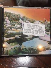 LED ZEPPELIN - HOUSES OF THE HOLY Import Rare Original CD IV Live