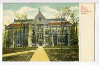 The HASKELL BUILDING, University of Chicago 1901 - 1907 Chicago, IL UDB Postcard