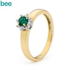 Emerald Yellow Gold Emerald Fine Jewellery