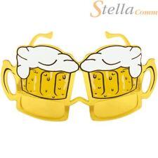 NOVEDAD beer Gafas protectoras Divertido De Sol Disfraz Fiesta Despedida Soltera
