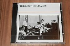 The Lounge Lizards-the Lounge Lizards (1990) (CD) (eegcd 8) (NEUF + OVP)