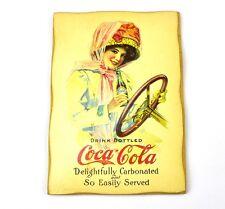 Coca-Cola USA Magnet Kühlschrankmagnet Fridge Magnet Coke - Lady am Steuer
