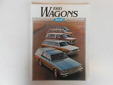 1980 Chevy Wagons Product Brochure