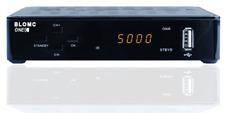 BLOMC ONE C, SAT + IP TV Reciever, +1 Jahr Abo über 4000 Kanäle, Arabisch, Türki