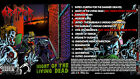 Kraptor – Night Of The Living Dead , CD, Album