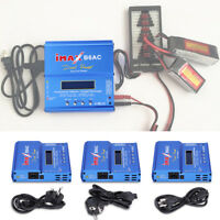80W IMAX B6AC LCD Digital Lipo NiMh NiCd Battery Balance Charger RC Accessory S
