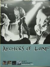 ARCHERS OF LOAF 2012 MERGE RECORDS reissues promo poster ~NEW & MINT condition~!