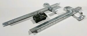 Land Rover Series 1 86 88 SWB Galvanised Tailgate Tailboard Angles 302710 302711