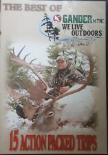 """The Best Of Gander Mtn """"We Live Outdoors"""" 15 Action Packed Trips!"""
