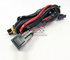 HID Relay Harness 9006 9005 9145 35W/55W Xenon HID Conversion Kit Wiring Upgrade