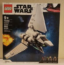 Lego Star Wars Imperial Shuttle 2021 75302 New and in hand.