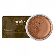 3 x Nude By Nature Mineral Bronzer 15g