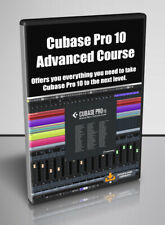 Cubase 10 Pro Advanced Course Video Tutorial  - Digital Download