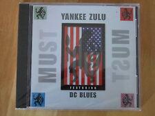 Yankee Zulu feat DC Blues MUST  (SEALED CD)
