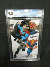 Superman/ Batman #24 (2006) Death of Batzarro DC Comics CGC 9.8 A041