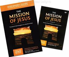 New MISSION OF JESUS That The World May Know #14 Study Pack DVD Discovery Guide