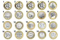 CHEAPEST £2 COINS; NORTHERN IRELAND, OLYMPIC,SHAKESPEARE,COMMONWEALTH,KING JAMES