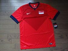 SALE! Singapore 100% Original Soccer Jersey Shirt L 2014/2015 Home Kit BNWT Rare