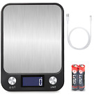 Digital Kitchen Scale, 22lb/10kg Food Scale with LCD Display, 7 Units with Tare photo