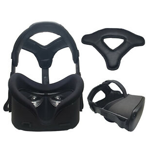 1PC Soft Leather Foam Head Strap Pad Cushion for Oculus Quest / Rifts VR Headset