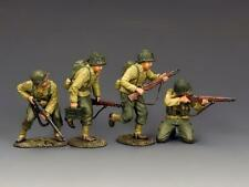 """DD321 - """"Hitting the Beach"""" Set #1 - D-Day - King and Country"""