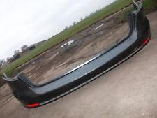 Audi A4 Avant 2017 pare-chocs arrière en noir avec PDC et indicateurs