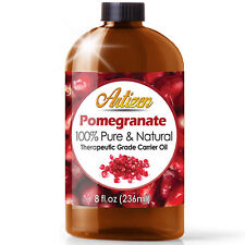 Artizen Pomegranate Carrier Oil (100% PURE & NATURAL - UNDILUTED) - 8oz
