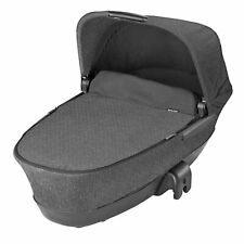 Brand New Maxi Cosi Foldable Newborn Lay Flat Carrycot in Sparkling Grey RRP£170