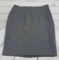 Terry Lewis Classic Luxuries Pencil Skirt Size 1X Plus Size Wool Blend - Used -.
