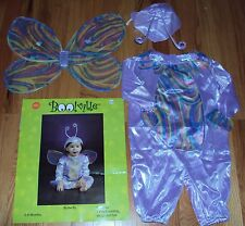 Halloween Costume BUTTERFLY TODDLER 0-9 MONTHS NEW!