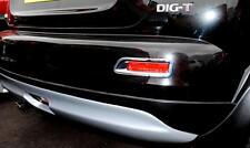 Nissan Juke Chrome Rear Reflector Bumper Surround Trims New + Genuine KE7911K030