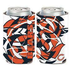Chicago Bears Wincraft Nfl Xfit 12oz Can Coolie Free Ship