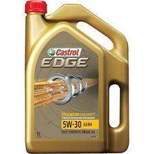 Castrol EDGE Engine Oil 5W-30 (5L) x3 (1 Box)