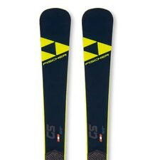 Fischer 2020 RC4 Worldcup GS Jr. Curv Booster Skis w/Binding Option NEW !! 150cm