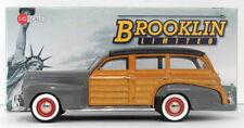 Voitures, camions et fourgons miniatures Brooklin pour Pontiac