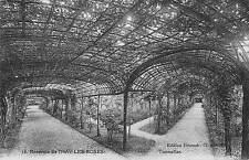 France Roseraie de l'Hay-les-Roses Tonnelles 1929