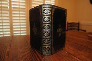 Book of Common Prayer Bible - John Baskett - Fine Full Volume Leather - 1732