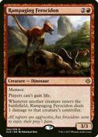 MtG x1 Rampaging Ferocidon Ixalan - Magic the Gathering Card