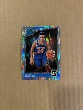 2018-19 Panini Donruss Optic Rated Rookie Shock Prizm Kevin Knox #190 RC