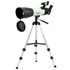 Visionking Refractor 500 / 90 mm Travel Astronomical Telescope Spotting scope