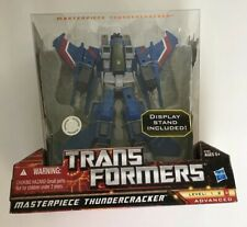 Transformers Masterpiece Thundercracker Toys-R-Us Exclusive. New