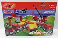 Fischertechnik Junior - Jumbo Pack 16551 - NEU NEW