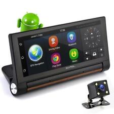Pyle Touchscreen Android DVR Dashcam with Dual Built-in Cameras, GPS, Bluetooth